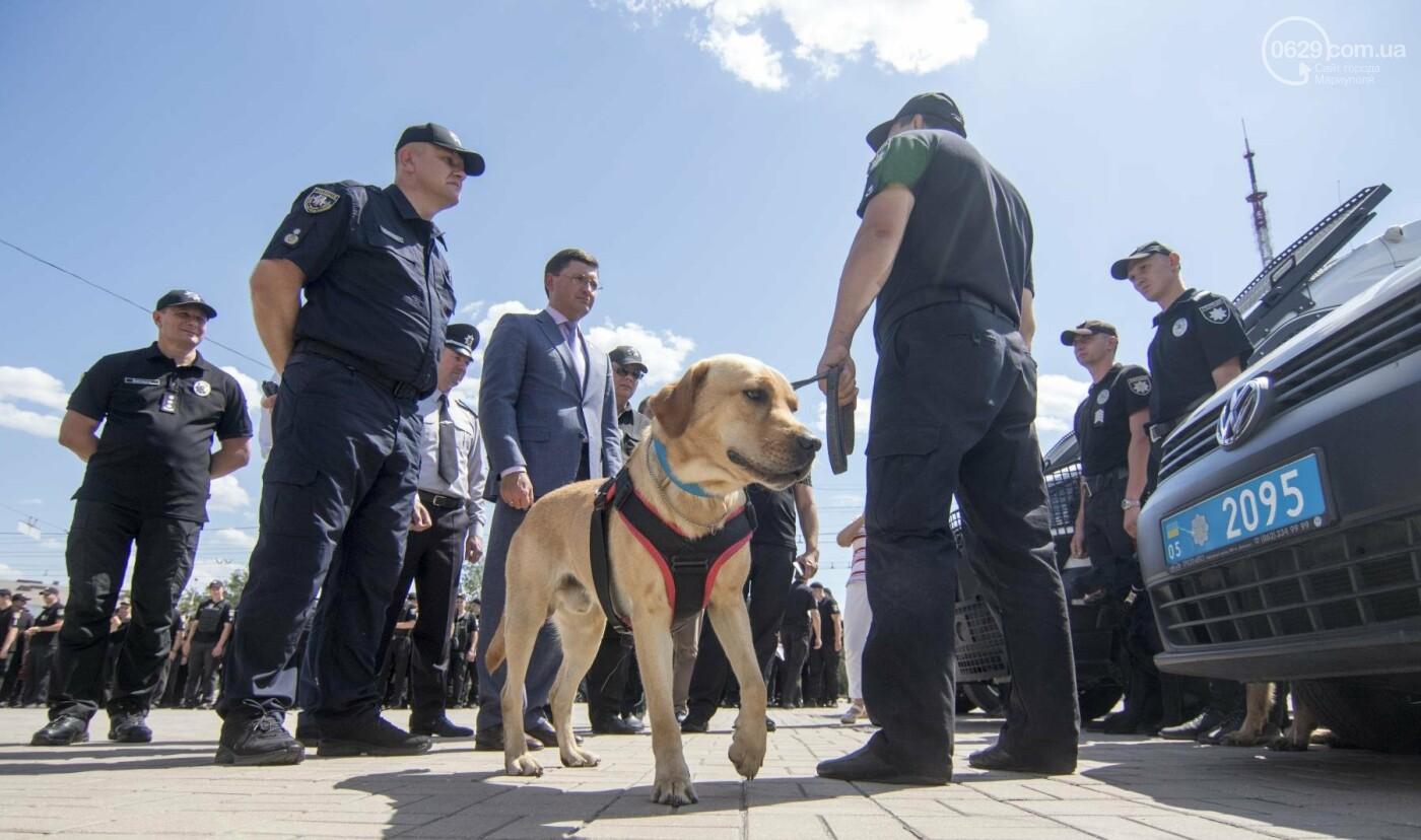 В Мариуполе презентовали туристическую полицию, - ФОТО, ВИДЕО, фото-7