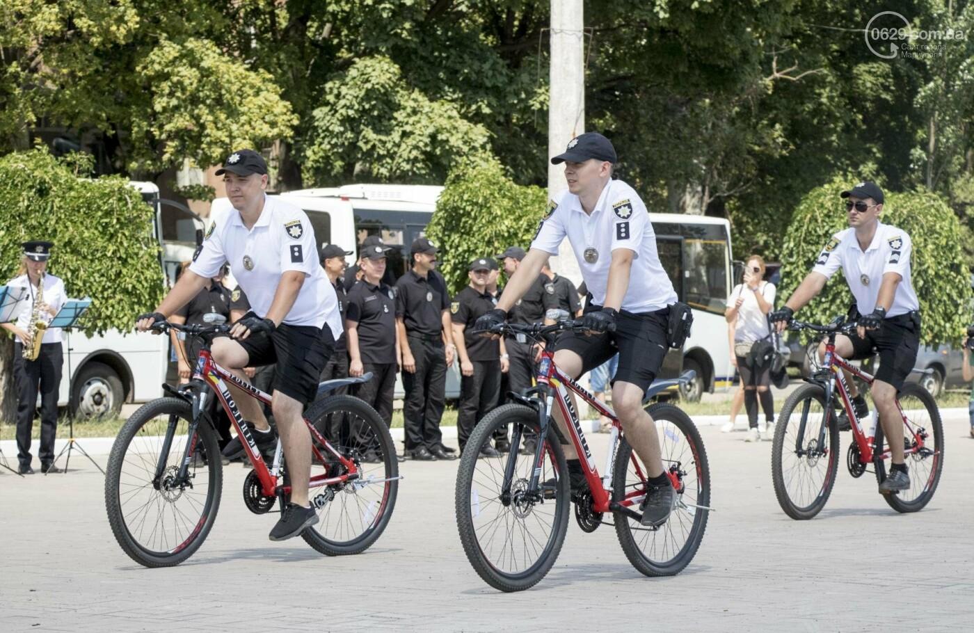 В Мариуполе презентовали туристическую полицию, - ФОТО, ВИДЕО, фото-4