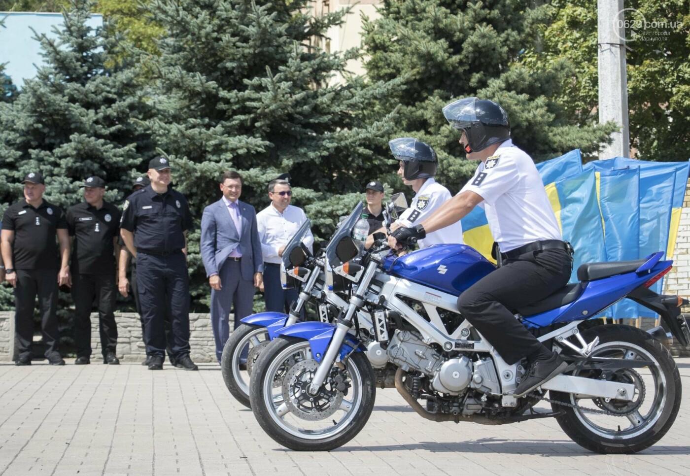 В Мариуполе презентовали туристическую полицию, - ФОТО, ВИДЕО, фото-9