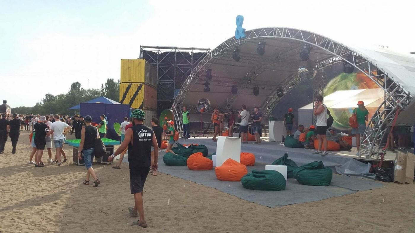 В Мариуполе в поселке Песчаный открылся масштабный фестиваль,- ФОТО, фото-14
