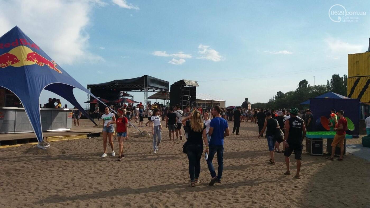 В Мариуполе в поселке Песчаный открылся масштабный фестиваль,- ФОТО, фото-10