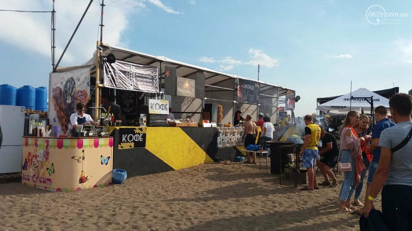В Мариуполе в поселке Песчаный открылся масштабный фестиваль,- ФОТО, фото-9