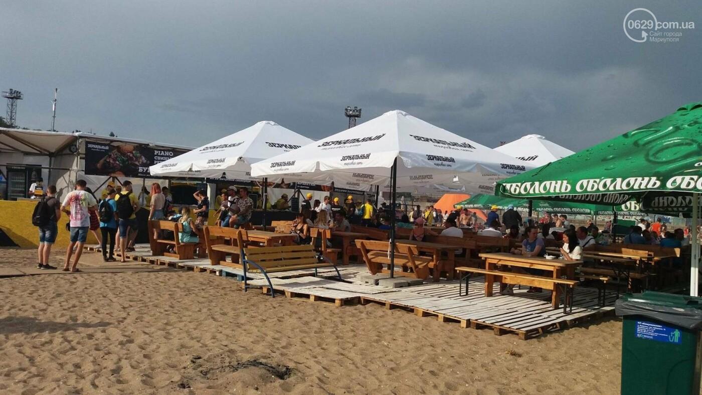 В Мариуполе в поселке Песчаный открылся масштабный фестиваль,- ФОТО, фото-6