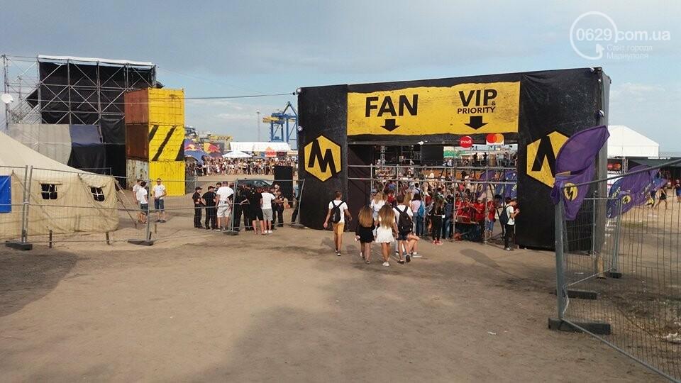 В Мариуполе в поселке Песчаный открылся масштабный фестиваль,- ФОТО, фото-11