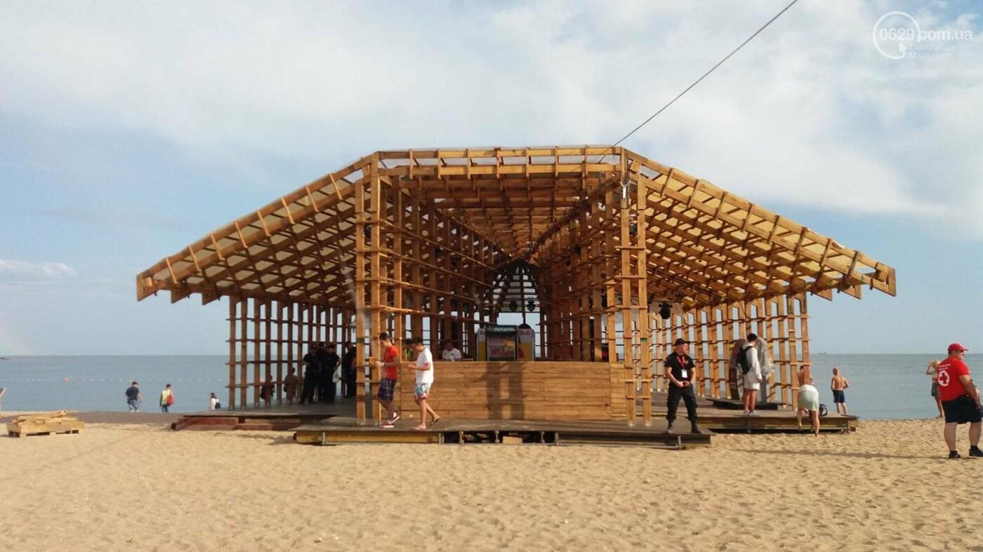 В Мариуполе в поселке Песчаный открылся масштабный фестиваль,- ФОТО, фото-7