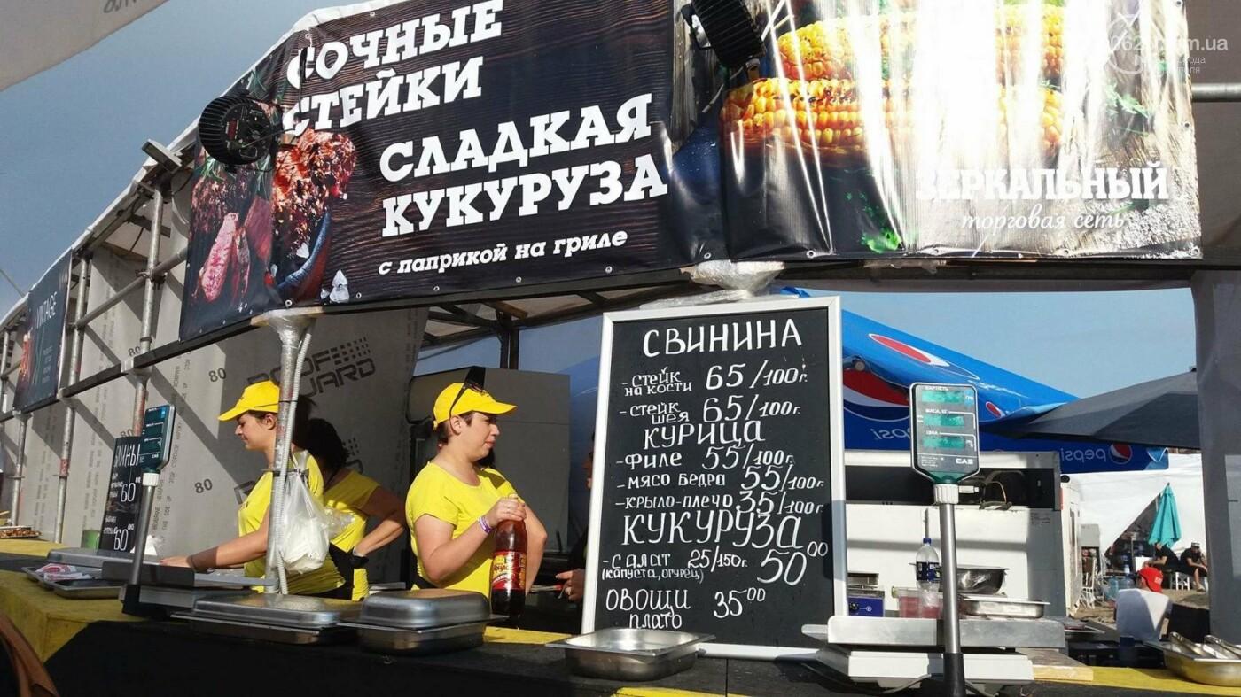 В Мариуполе в поселке Песчаный открылся масштабный фестиваль,- ФОТО, фото-12