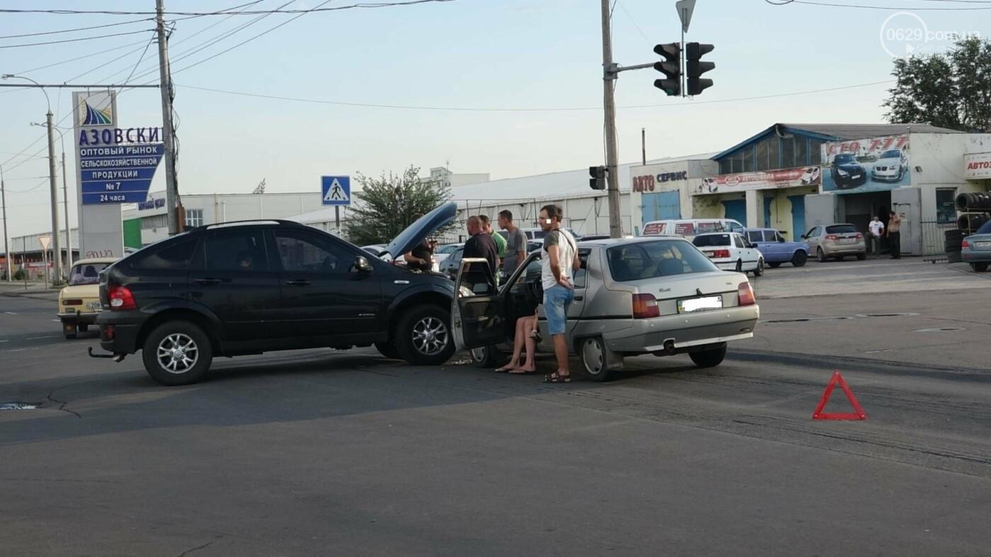 В Мариуполе в аварии пострадала 10-летняя девочка, - ФОТО, фото-6