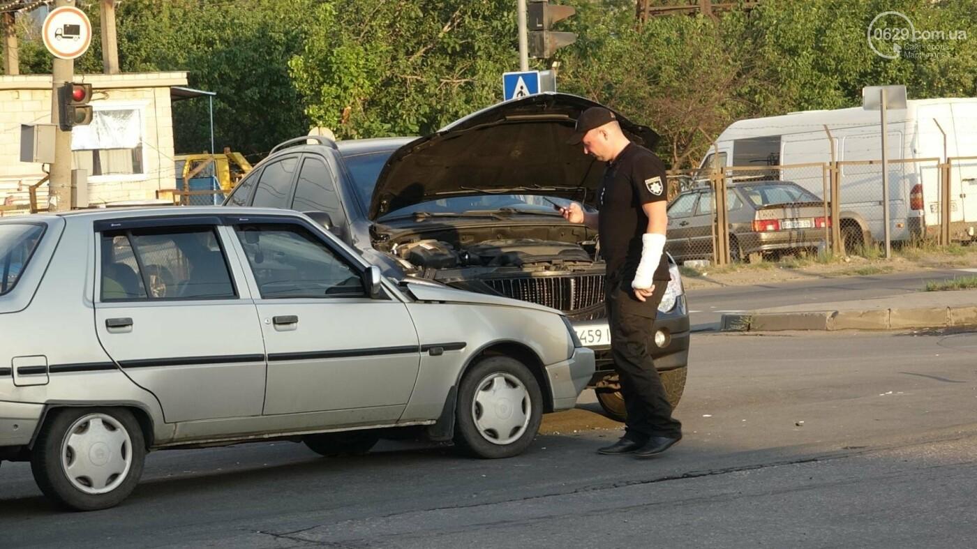 В Мариуполе в аварии пострадала 10-летняя девочка, - ФОТО, фото-12