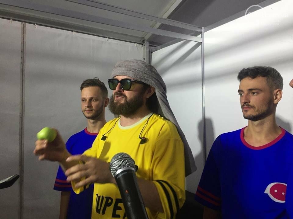 """Музыкальный фестиваль: певец Дзидзьо заявил, что """"Маріуполь - наше місто"""", - ФОТО, ВИДЕО, фото-1"""