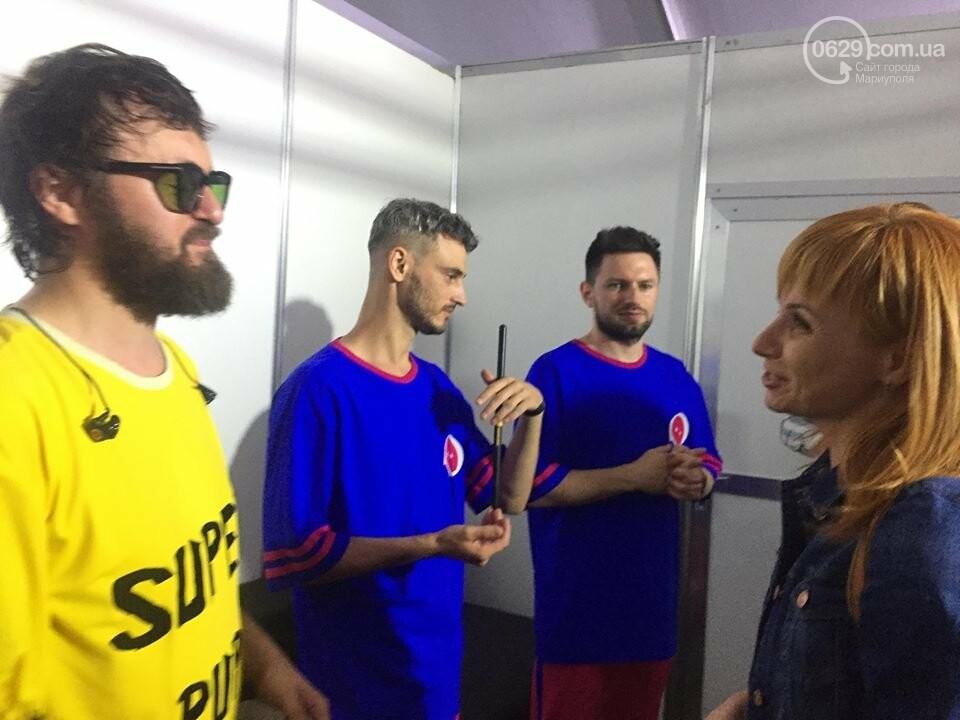 """Музыкальный фестиваль: певец Дзидзьо заявил, что """"Маріуполь - наше місто"""", - ФОТО, ВИДЕО, фото-2"""