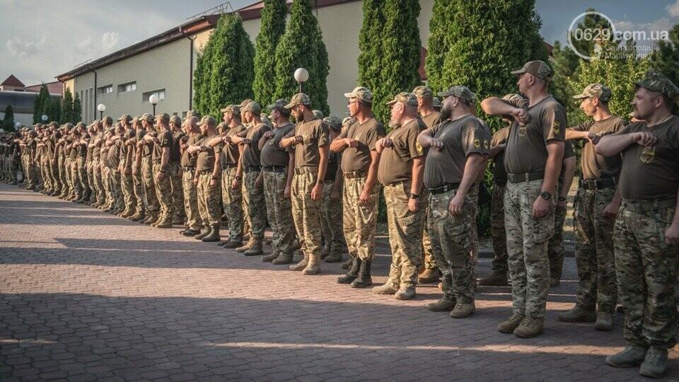 """Под Мариуполем """"азовцы"""" почтили память """"Балагана"""", - ФОТО, фото-5"""