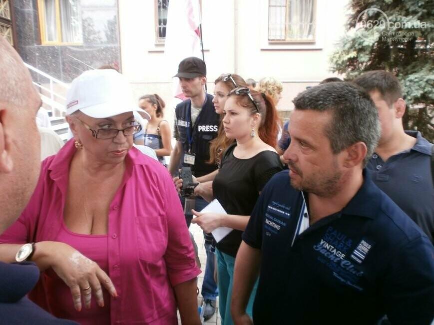 Землетрясение в Мариуполе и митинг против произвола милиции. О чем писал 0629.сom.ua 7 августа, фото-3