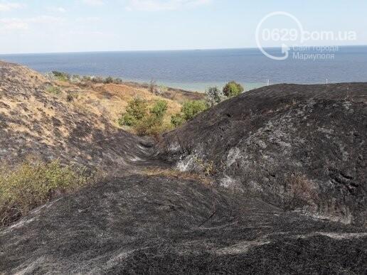 Масштабный пожар. В поселке Мелекино горит сухая трава, - ДОПОЛНЕНО, ВИДЕО, ФОТО, фото-8