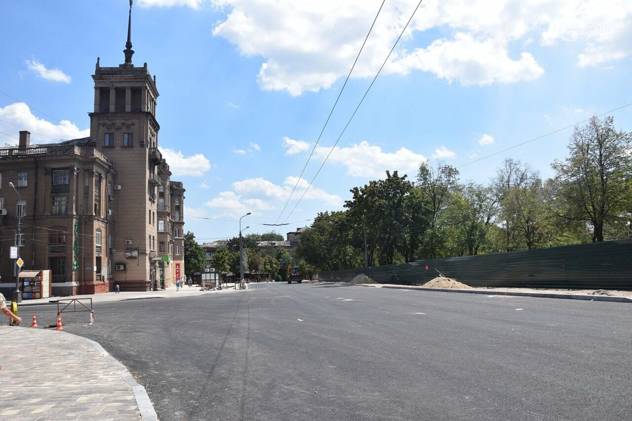 """""""Соскребли, как смогли"""". Как в Мариуполе центр города реконструируют, - ФОТОРЕПОРТАЖ, фото-24"""