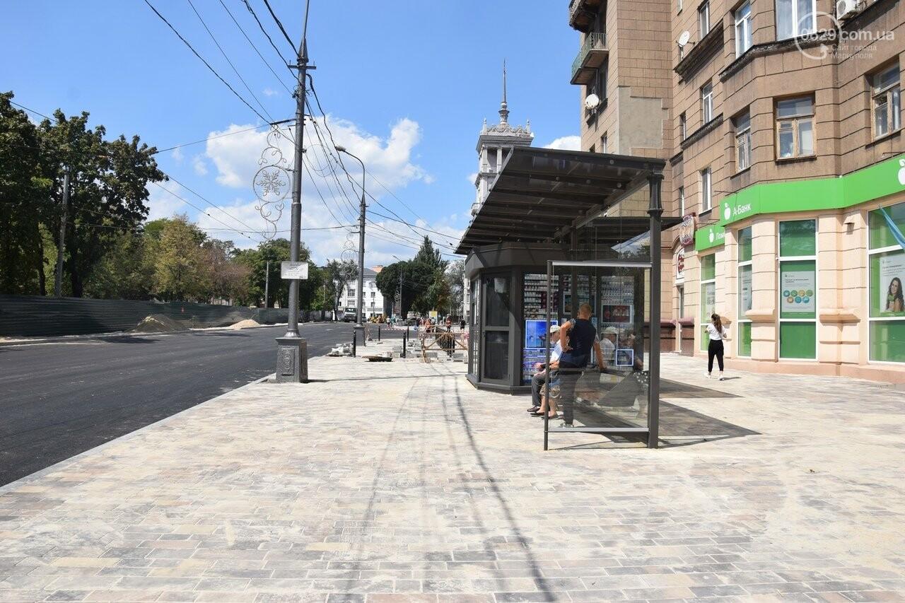 """""""Соскребли, как смогли"""". Как в Мариуполе центр города реконструируют, - ФОТОРЕПОРТАЖ, фото-5"""