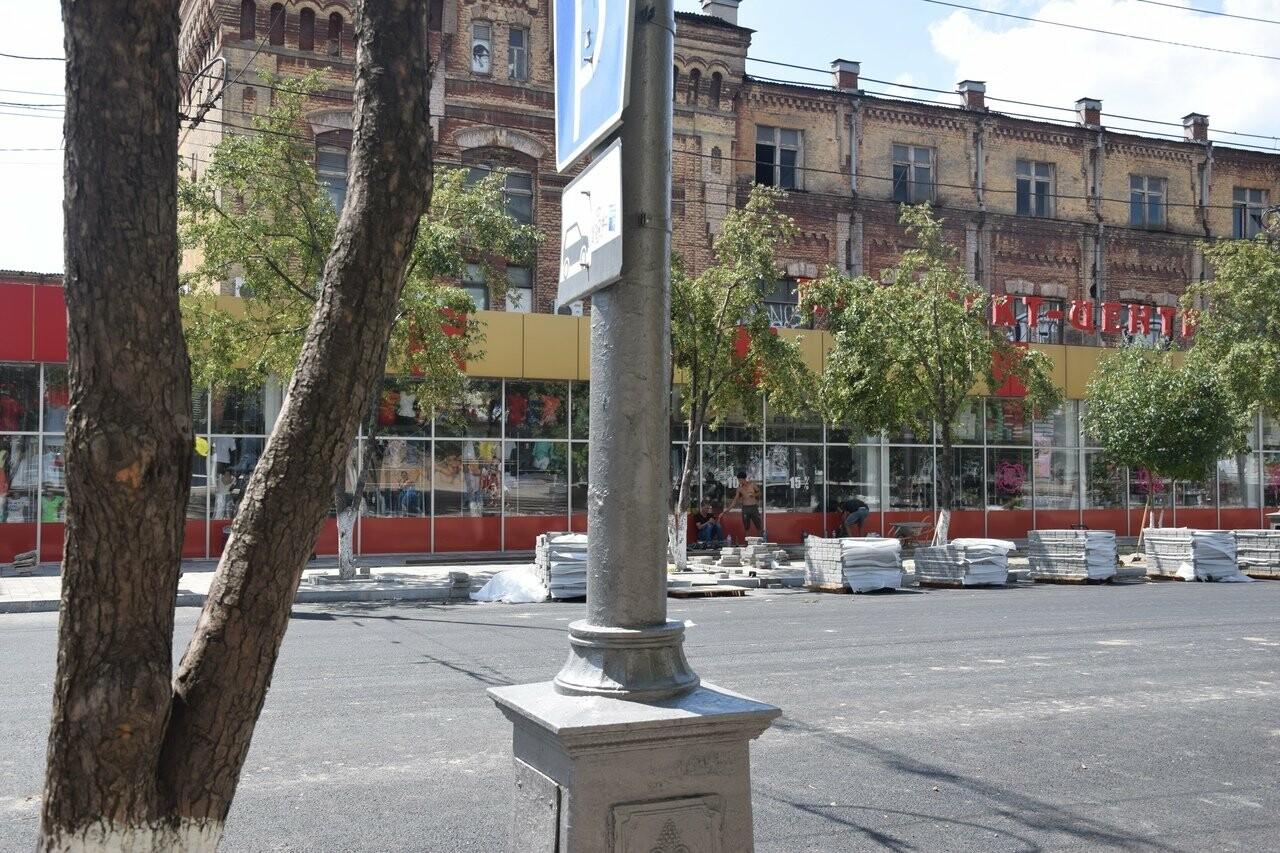 """""""Соскребли, как смогли"""". Как в Мариуполе центр города реконструируют, - ФОТОРЕПОРТАЖ, фото-15"""
