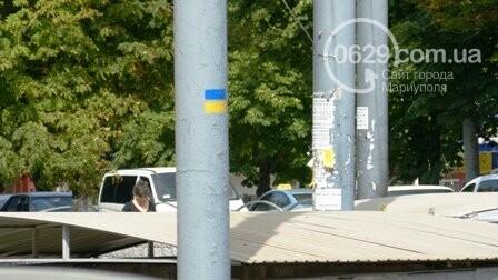 Мариуполь стал образцово-патриотичным, первые электронные табло и последние таксофоны. О чем писал 0629.com.ua 9 августа, фото-9