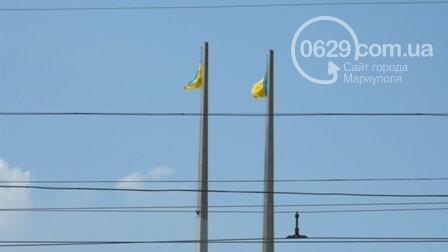 Мариуполь стал образцово-патриотичным, первые электронные табло и последние таксофоны. О чем писал 0629.com.ua 9 августа, фото-7