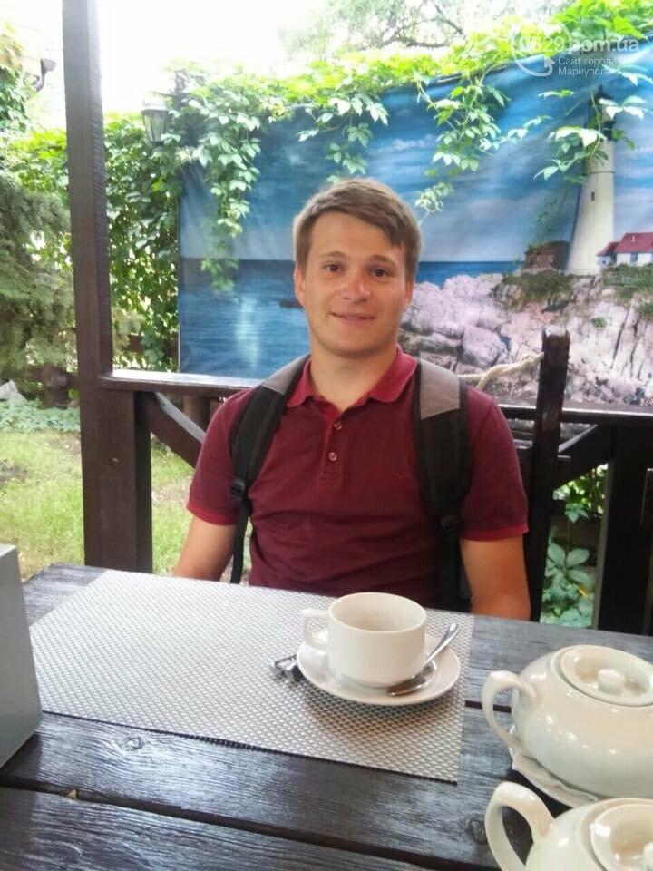 Студент-медик Евгений Шиян  спас жизнь утопающего  на фестивале, - ФОТО , фото-1