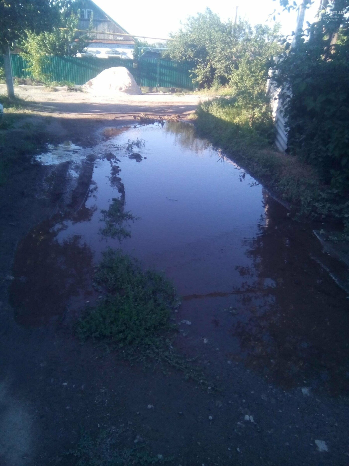 Десятки домов на Новоселовке три дня прожили без воды,- ФОТО, фото-8