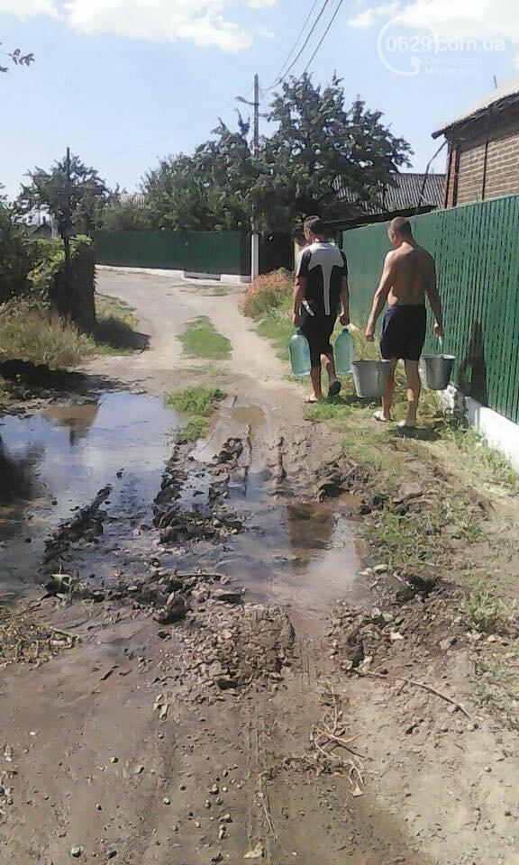 Десятки домов на Новоселовке три дня прожили без воды,- ФОТО, фото-6