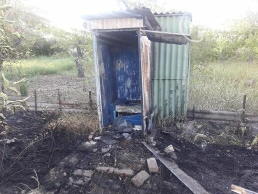 В Мариуполе сгорело 3 дачных участка, - ФОТОФАКТ, фото-5