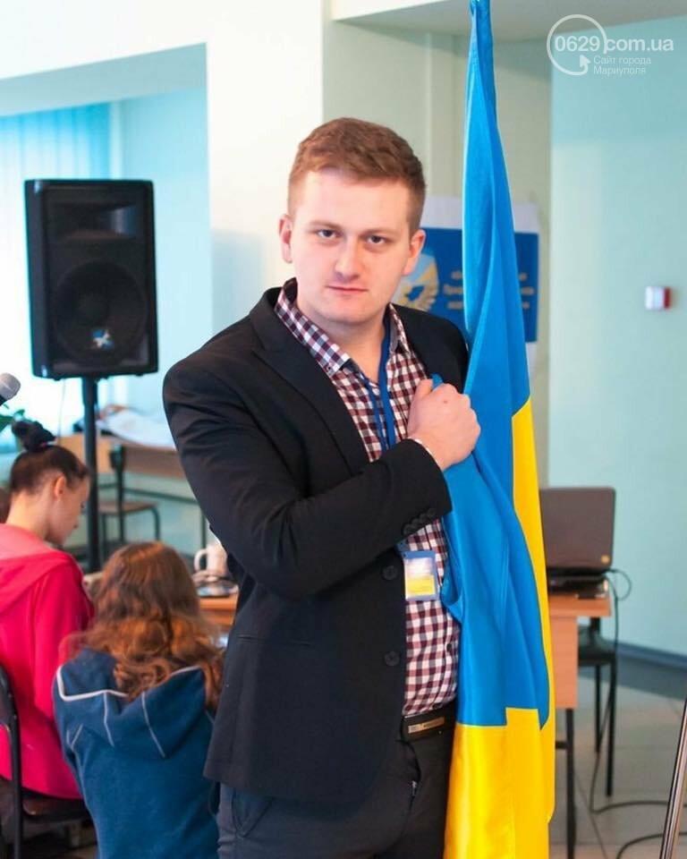 В Мариуполе набирает обороты челендж ко Дню флага и Дню независимости Украины, - ФОТО, фото-2