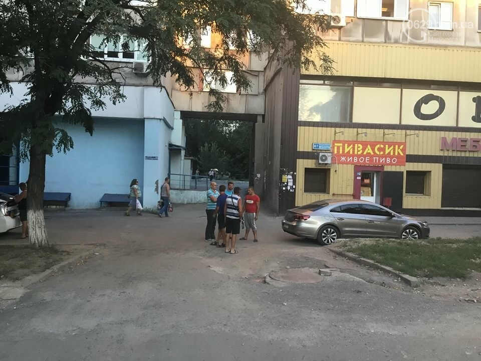 """В Мариуполе столкнулись """"Таврия"""" и """"Ланос"""". Пострадал мужчина, - ФОТО, ВИДЕО, фото-11"""