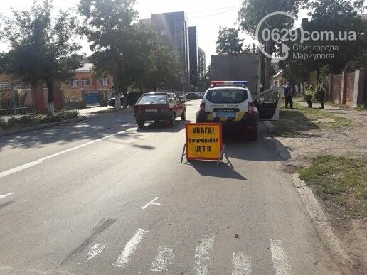 В Мариуполе грузовик врезался в автобус «Богдан», - ФОТО, ВИДЕО, фото-6