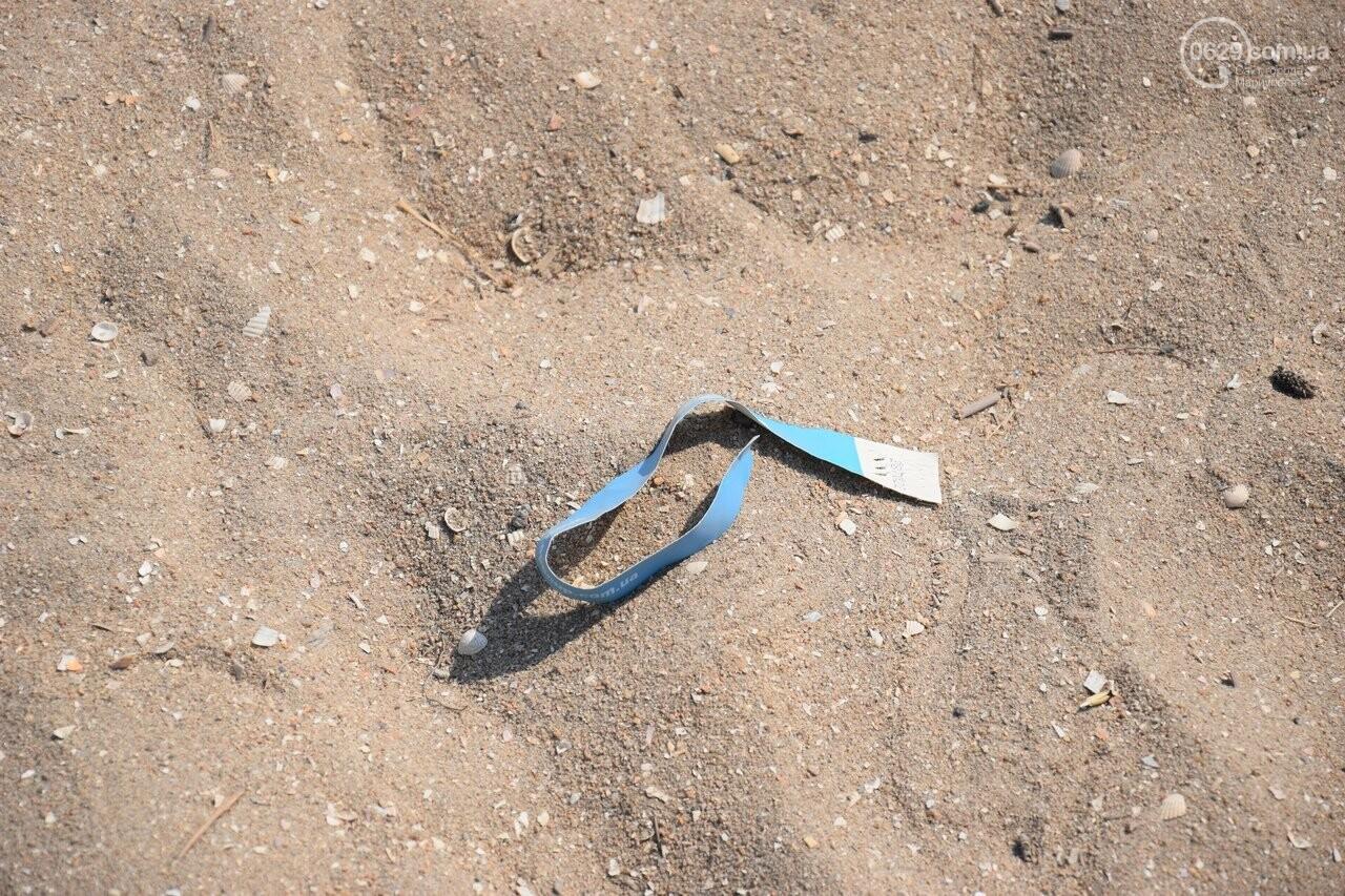 Фестиваль завершился, а мусор остался. На Песчанке уже неделю не могут навести порядок, - ФОТО, ВИДЕО, фото-23