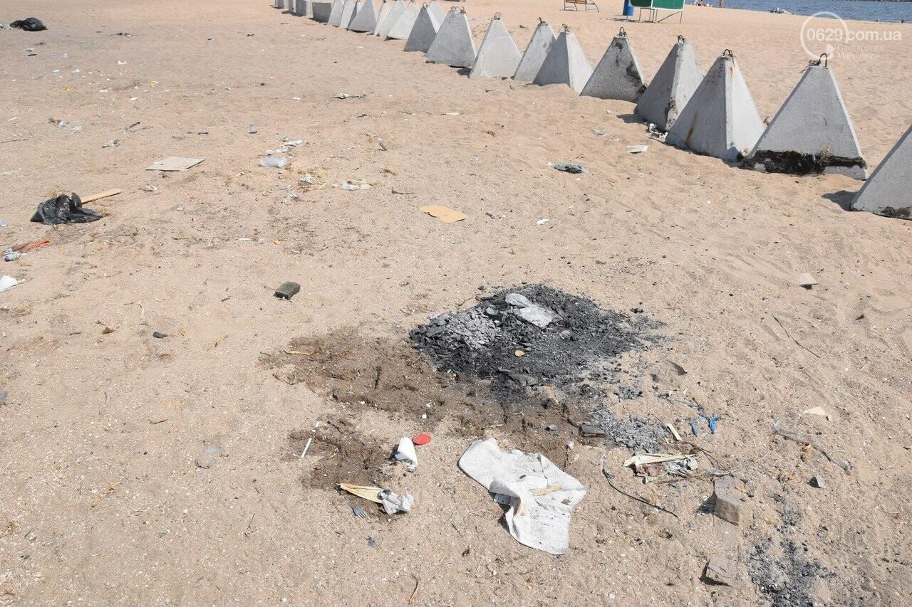 Фестиваль завершился, а мусор остался. На Песчанке уже неделю не могут навести порядок, - ФОТО, ВИДЕО, фото-19