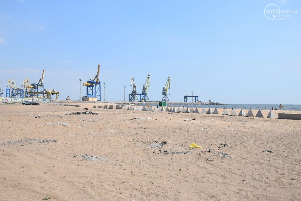 Фестиваль завершился, а мусор остался. На Песчанке уже неделю не могут навести порядок, - ФОТО, ВИДЕО, фото-5