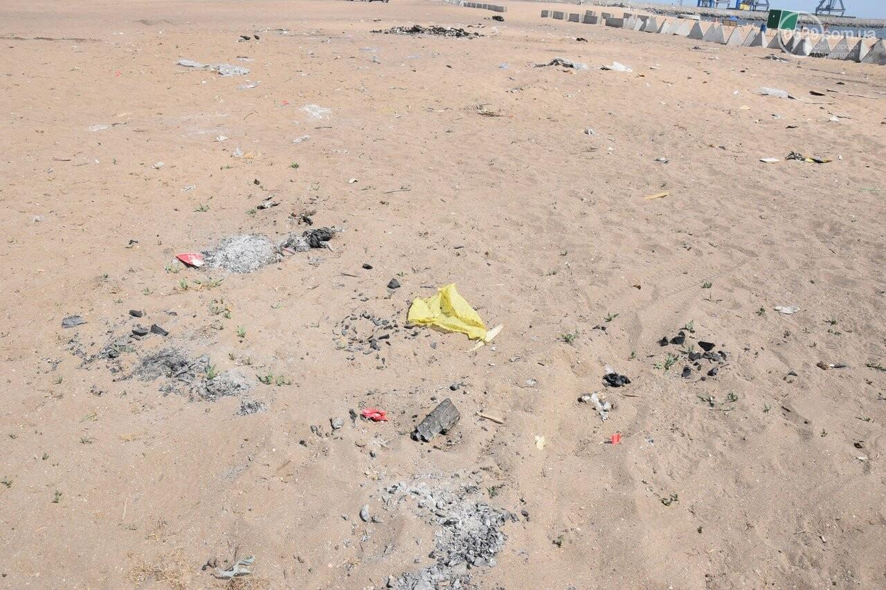Фестиваль завершился, а мусор остался. На Песчанке уже неделю не могут навести порядок, - ФОТО, ВИДЕО, фото-14