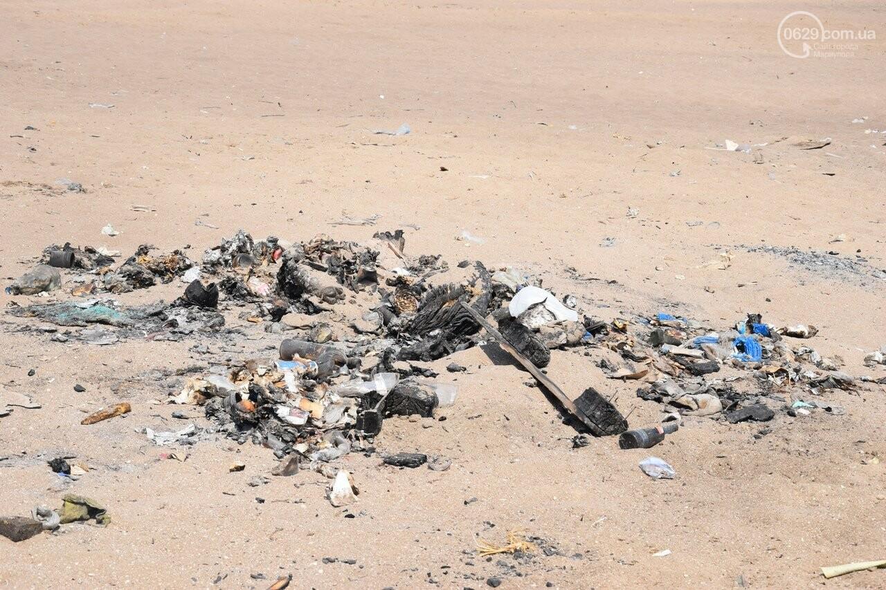 Фестиваль завершился, а мусор остался. На Песчанке уже неделю не могут навести порядок, - ФОТО, ВИДЕО, фото-15