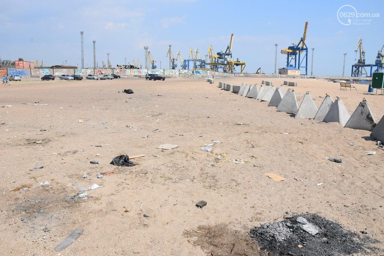 Фестиваль завершился, а мусор остался. На Песчанке уже неделю не могут навести порядок, - ФОТО, ВИДЕО, фото-12