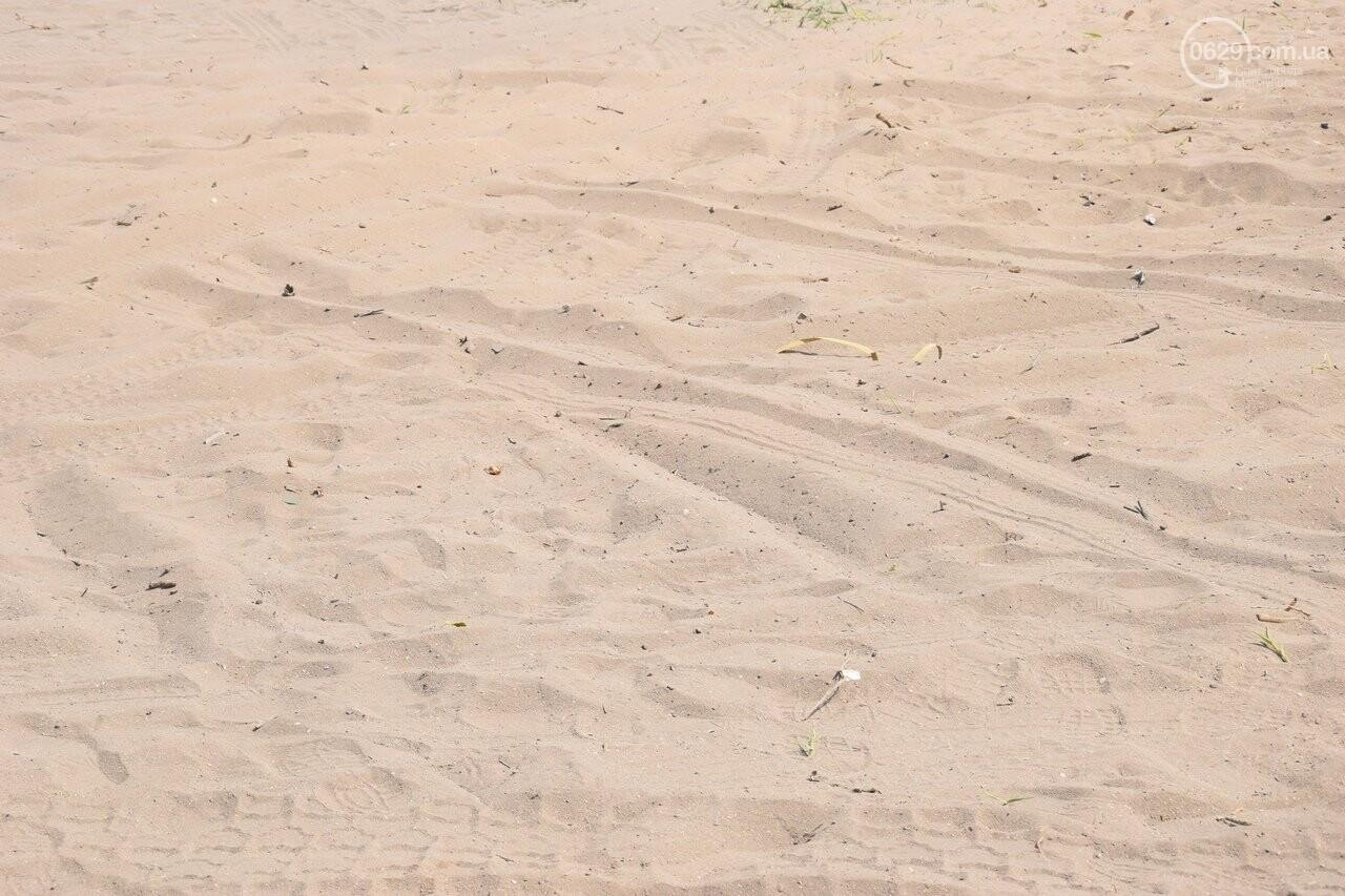 Фестиваль завершился, а мусор остался. На Песчанке уже неделю не могут навести порядок, - ФОТО, ВИДЕО, фото-11