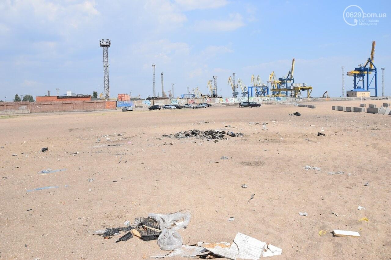 Фестиваль завершился, а мусор остался. На Песчанке уже неделю не могут навести порядок, - ФОТО, ВИДЕО, фото-9