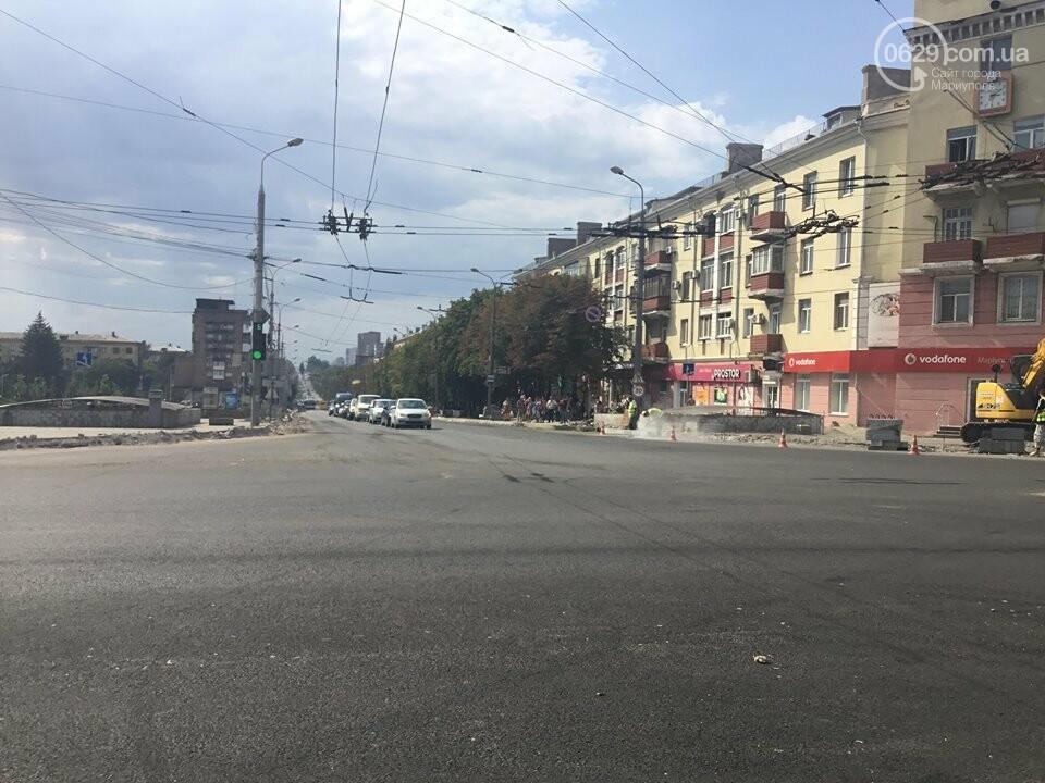 Завтра в центре Мариуполя перекроют движение транспорта, - СХЕМА, ФОТО, ВИДЕО, фото-4