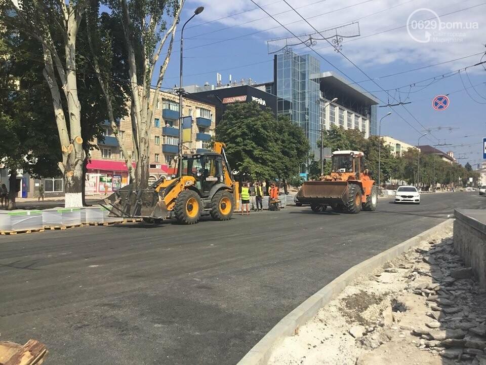 Завтра в центре Мариуполя перекроют движение транспорта, - СХЕМА, ФОТО, ВИДЕО, фото-3
