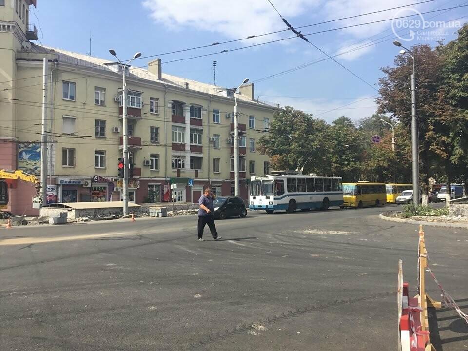 Завтра в центре Мариуполя перекроют движение транспорта, - СХЕМА, ФОТО, ВИДЕО, фото-5
