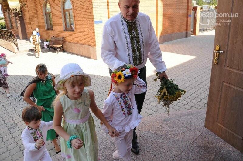В Свято-Покровском храме села Боевое отметили первый, Медовый  Спас , фото-2