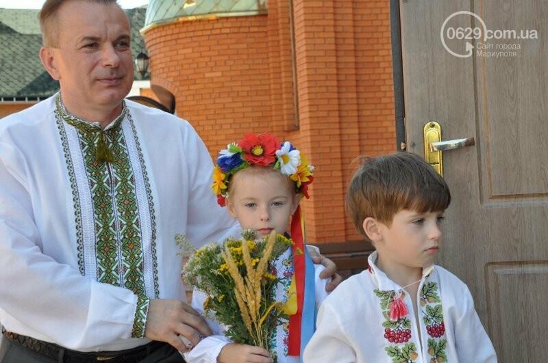 В Свято-Покровском храме села Боевое отметили первый, Медовый  Спас , фото-4