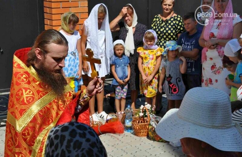 В Свято-Покровском храме села Боевое отметили первый, Медовый  Спас , фото-25