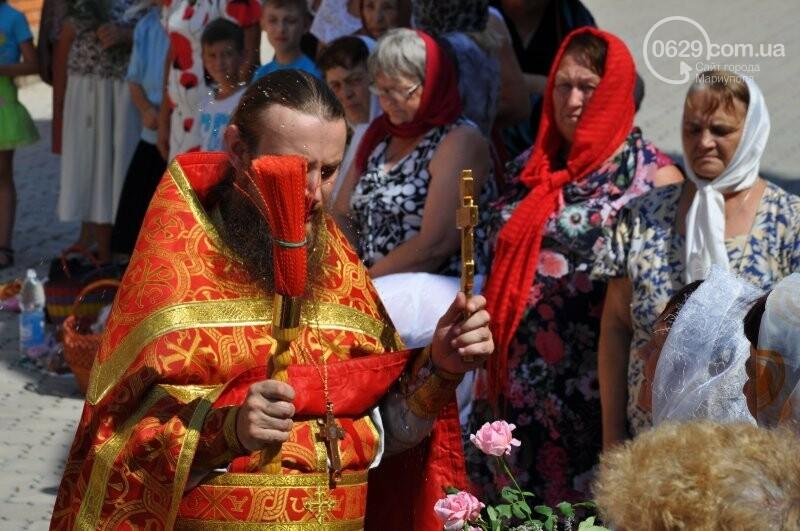 В Свято-Покровском храме села Боевое отметили первый, Медовый  Спас , фото-27