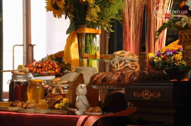 В Свято-Покровском храме села Боевое отметили первый, Медовый  Спас , фото-6