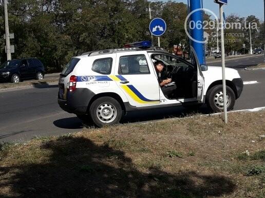 В Мариуполе не разминулись микроавтобус Mercedes и Daewoo, - ФОТО, фото-5