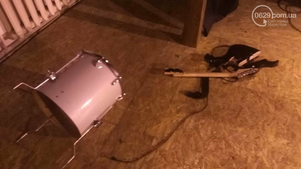 "Неизвестные напали на участников  панк-концерта в арт-платформе ""ТЮ"",- ФОТО , фото-7"
