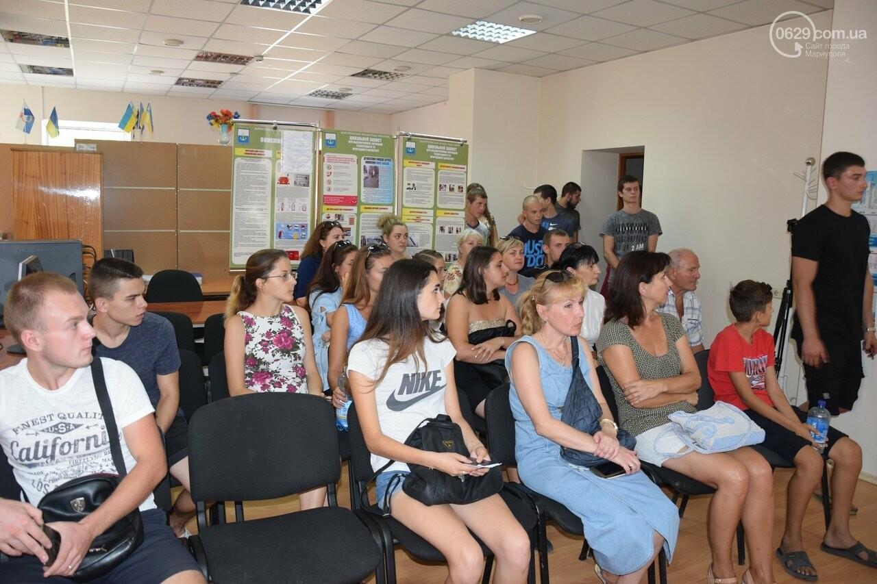 В Мариуполе 20 сирот получат однокомнатные квартиры, - ФОТО, ВИДЕО, фото-6