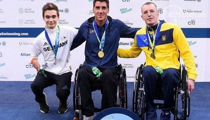 Мариупольские паралимпийцы Даниил Чуфаров и Александр Комаров завоевали 6 медалей на чемпионате Европы, - ФОТО, фото-2