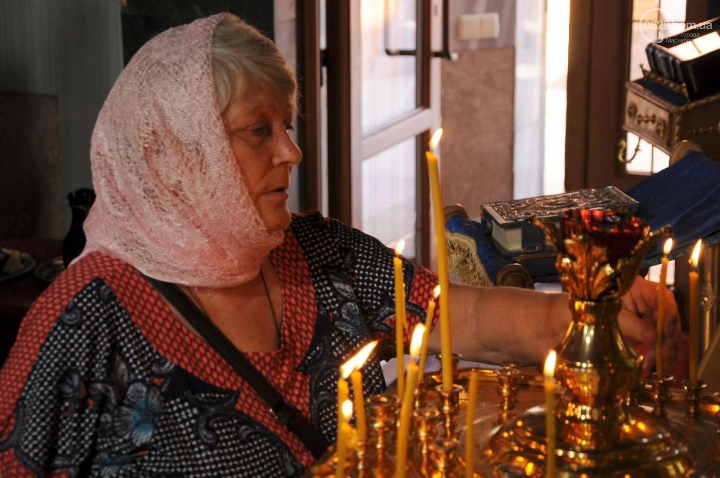 Как отметили праздник Преображения Господня, Яблочный Спас  в Свято-Покровском храме с.Боевое, фото-10